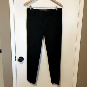 Banana Republic Sloan 4 Black Pants
